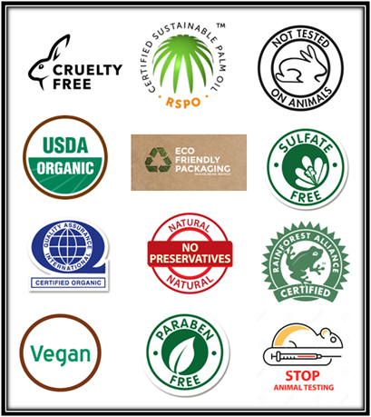 industry certifications leaping bunny peta cruelty free