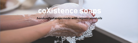 coxistence, coexistence, soap, soaps, cocoa, mango, shea, butters, vegetable, fat, plant, vegan, refined, raw, unrefined, africa