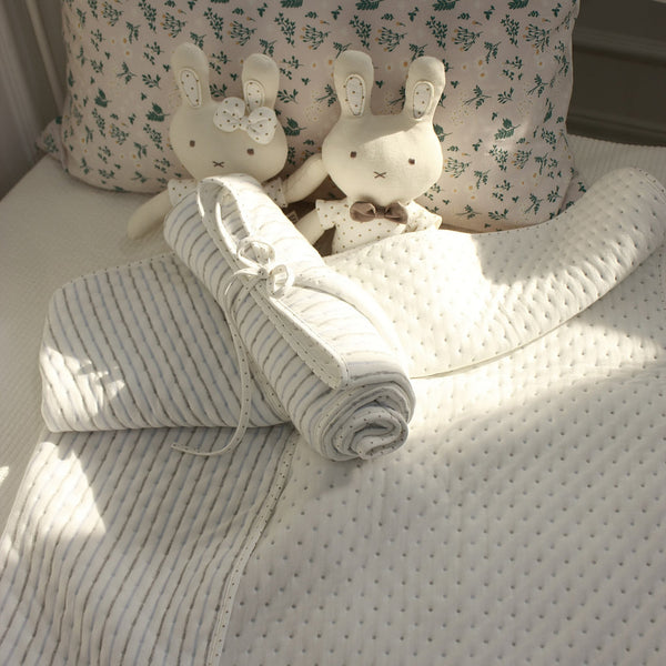 Organic Jersey Baby Blanket