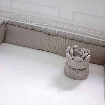 coco crib bumper set mrs jini