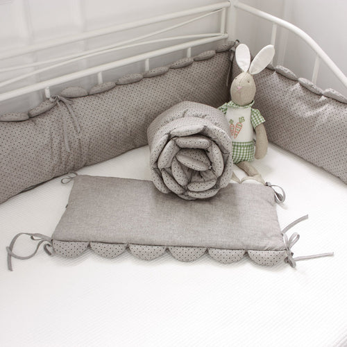 Handmade Crib Bumpers - Newborn upto Toddler