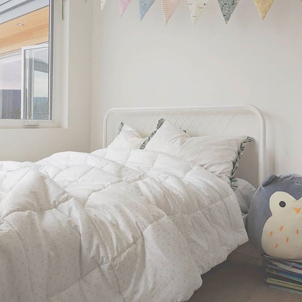 Dreamy Patchwork Quilt Bedding