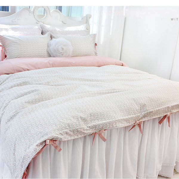 pretty bedding set