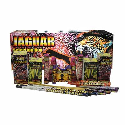 Jaguar Selection Box - BUY 1 GET 1 FREE!