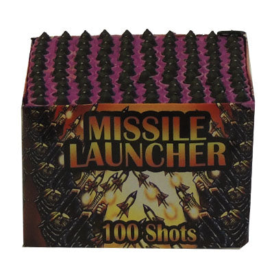 Missile Launcher 100 Shot Cake - BUY 1 GET 2 FREE!