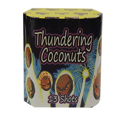 Thundering Coconuts