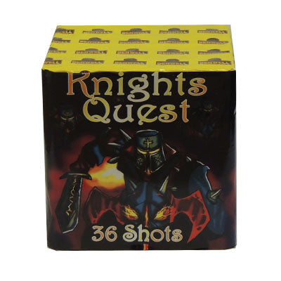 Knights Quest 36 Shot - BUY 1 GET 1 FREE!