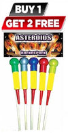 Asteroids Rocket Pack By Benwell Fireworks - BUY 1 GET 2 FREE!