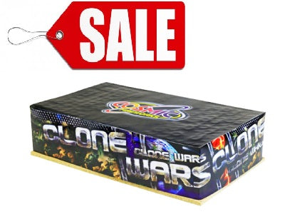 Clone Wars 240 Shot Compound Cake By Cosmic Fireworks - ON SALE!