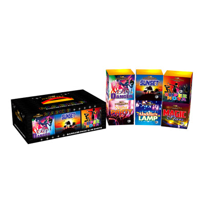 Magic Six Barrage Pack By Hallmark Fireworks