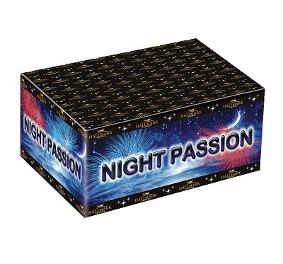 Night Passion 100 Shots By Hallmark Fireworks