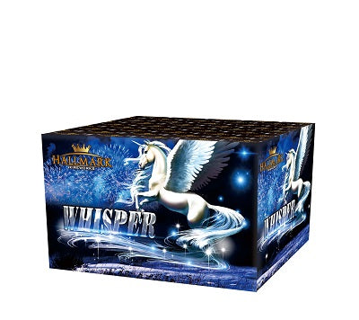 Whisper 49 Shots By Hallmark Fireworks