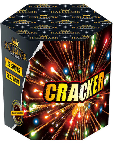 Cracker 19 Shot By Hallmark Fireworks - BUY 1 GET 1 FREE!