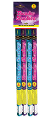 Thunder Shooters - 5 Shot Roman Candles (Pack of 4) By Hallmark Fireworks - BUY 1 GET 1 FREE!