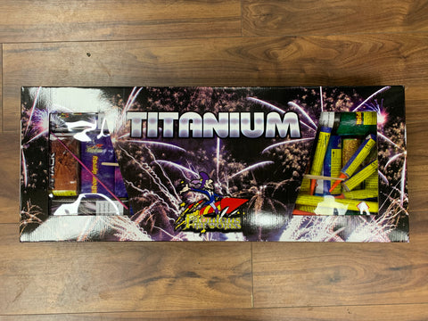 Titanium Selection Box