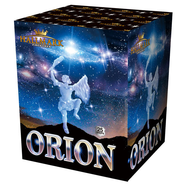 Orion 25 Shot Cake By Hallmark Fireworks - Gender Reveal