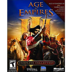 buy - Age of Empires III (Complete Collection) - DIGICODES