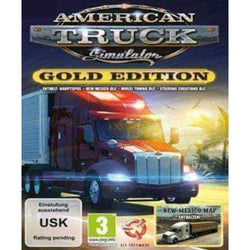 buy - American Truck Simulator (Gold Edition) - DIGICODES