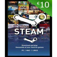 buy - Steam Gift Card 10 - DIGICODES