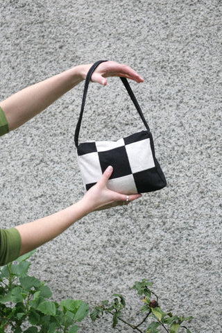 Checkerboard Reso Bag