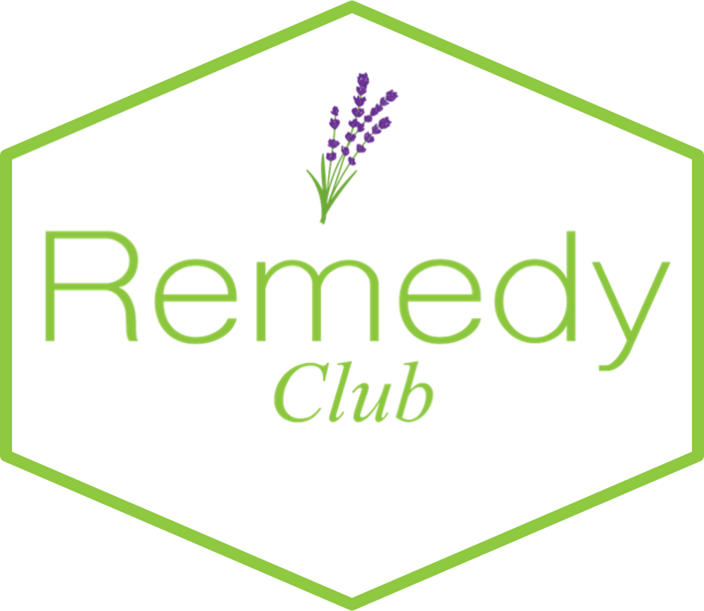 Remedy Club logo