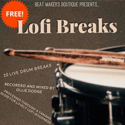 Lofi Breaks FREE KIT!