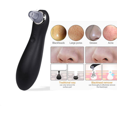 Nose Blackhead Remover Acne Pimple Vacuum
