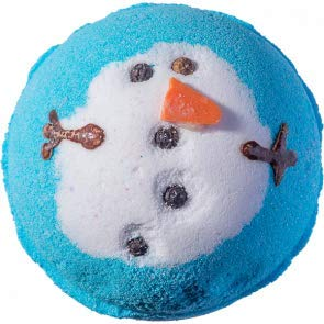 Frosty Christmas Bath Bomb