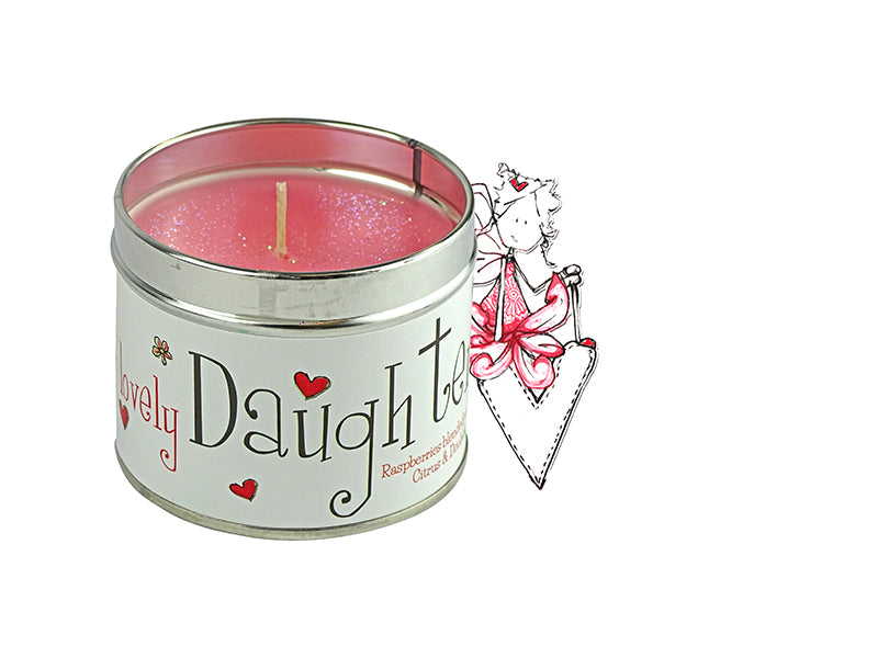 Tracey Russell Occasion Candle- Lovely Daughter