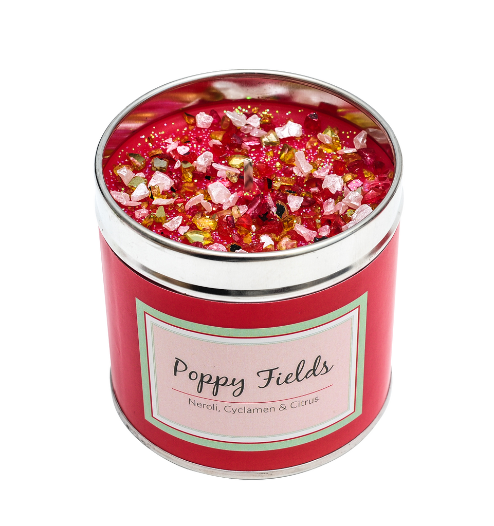 Best Kept Secrets Candle- Poppy Fields