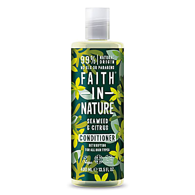 Seaweed and Citrus Conditioner -400ml