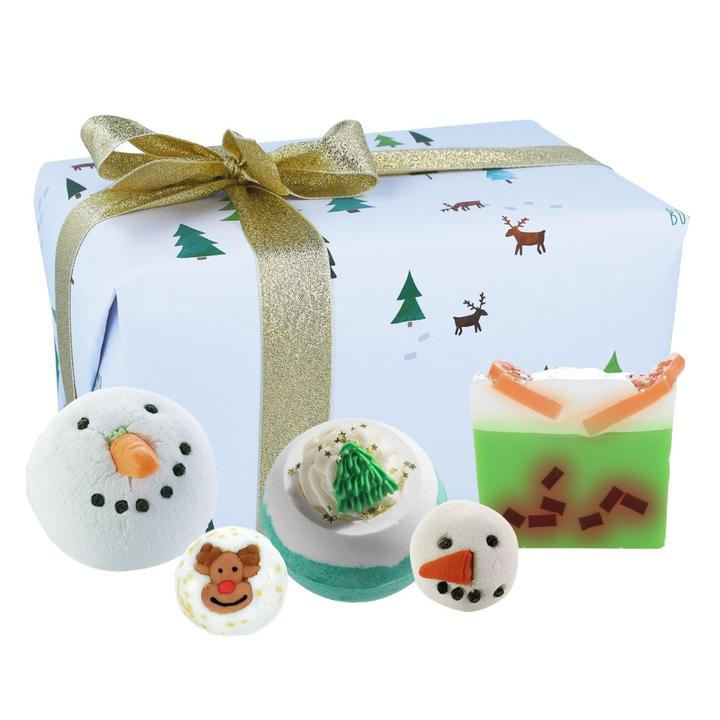 SNOW FLURRY GIFT BOX