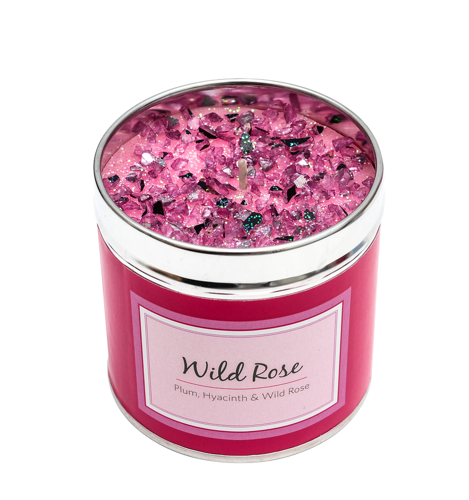 Best Kept Secrets Candle- Wild Rose