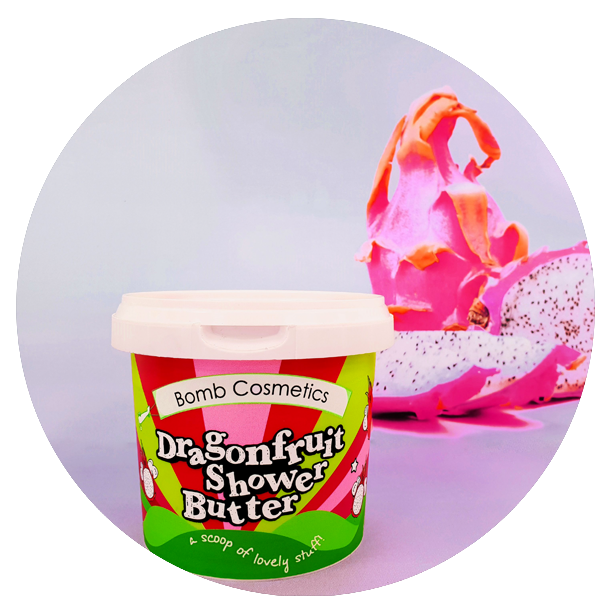 Dragonfruit Cleansing Shower Butter