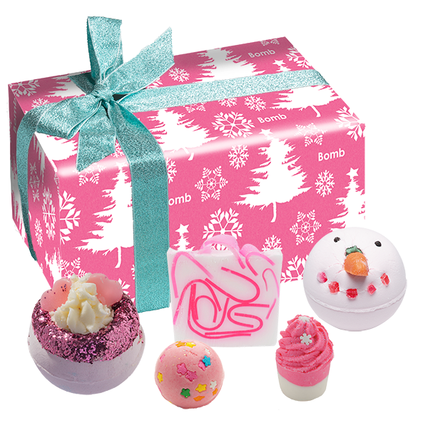 Dreaming of a Pink Christmas Gift Pack