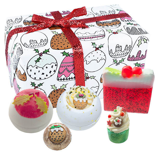 Figgy Pudding Christmas Gift Pack