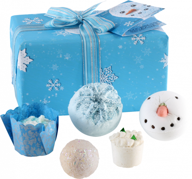 Let it Snow Christmas Gift Pack