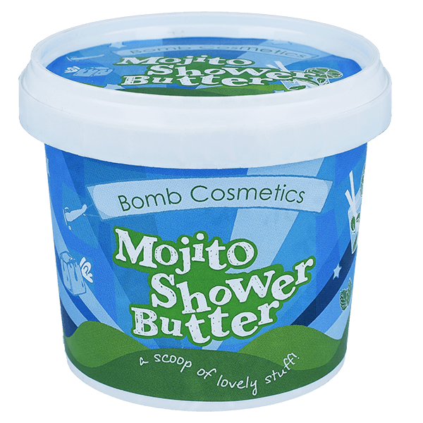 Mojito Cleansing Shower Butter