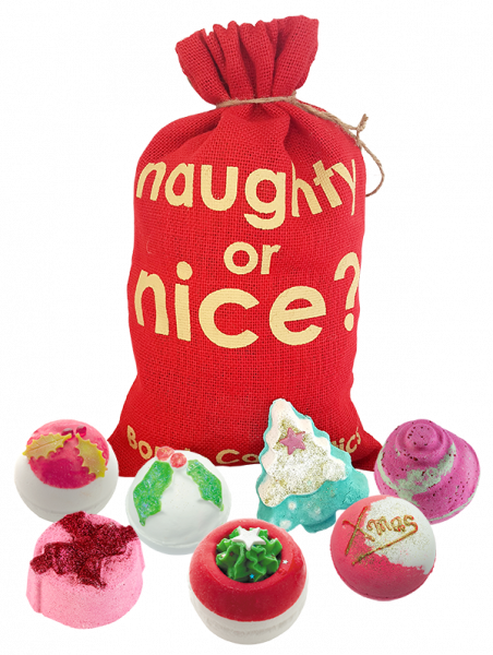 Naughty or Nice Christmas Gift Pack