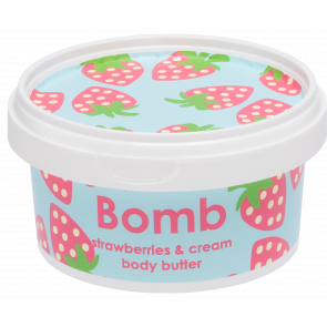 Strawberries & Cream Body Butter 210ml