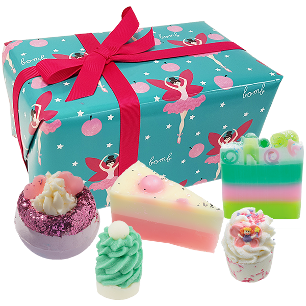 Sugar Plum Fairy Christmas Gift Pack