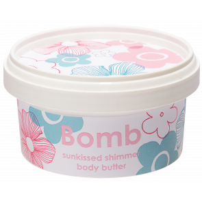 Sunkissed Shimmer Body Butter 210ml