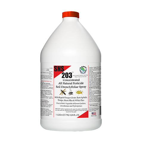 203C Soil Drench Natural Insect Control (10x1 pint)