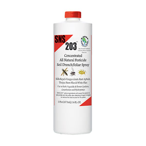 203C Soil Drench Natural Insect Control