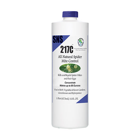 217C Natural Spider Mite Control Concentrate (6x1 pint)