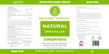 Nature Thrive Natural Weed Killer