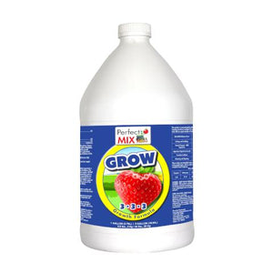 Perfect Mix™ GROW Natural Fertilizer (4x1 gal)