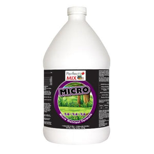 Perfect Mix™ MICRO Natural Fertilizer (4x1 gal)