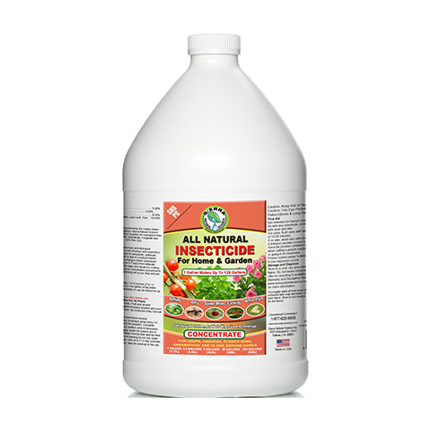 SNS-PC TM Organic Insecticide Concentrate (4x1 gal)