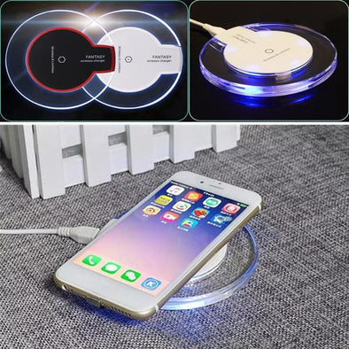 Qi Wireless Fast Charging Dock